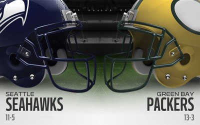 Packers - Divisional Playoffs